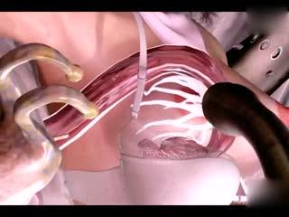 [3D][無字][重口味]史上最大の淫略