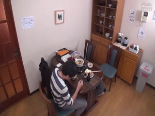 DVDMS-490 一般男女ドキュメントAV 観光で来た中国人のデカ尻美熟女に僕の部屋を民泊利用で貸し出したその日から帰国する直前まで生ハメで何度も精子を搾り取られた(多謝)