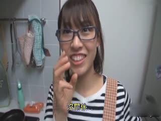 [中文]自從生了小孩後,所有的一切都獻給了小孩 水原沙奈 32歲 AVDebut