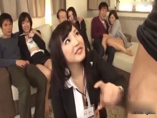 [中文]第27回 大量收錄SOD女員工與目標進入SOD的女大學生的初體驗畫面 [禁]終極國王遊戲